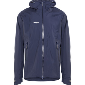 Bergans Letto Giacca Uomo, navy/solid grey